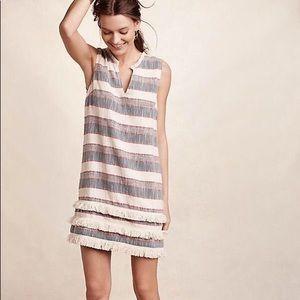 NEW Anthro (Holding Horses) Sleeveless Dress I44